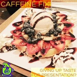 caffeine fix