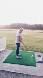 wannabe golfer